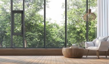 西西里Ⅱ系列单体/窗纱一体断桥外开系统窗
